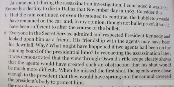 "From JFK Agent Bill Carter's book ""Get Carter"", page 47"