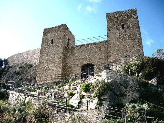 Byzantine Military: Byzantine Castle of SantAniceto and ...