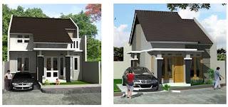 Model Rumah Minimalis Modern Pilihan