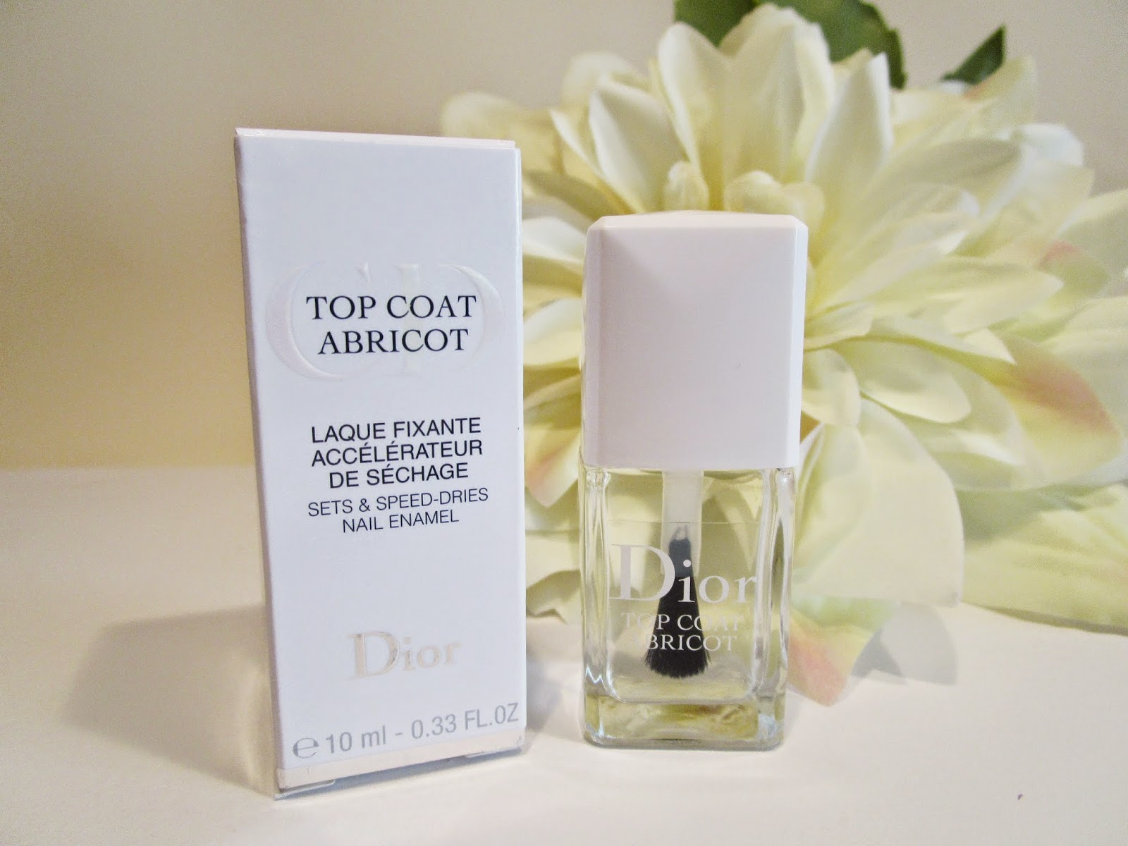 Top Coat Abricot de Christian Dior