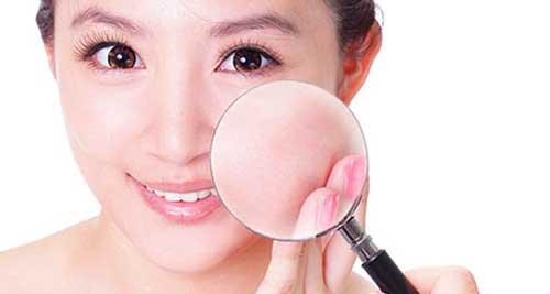 causas de poros dilatados