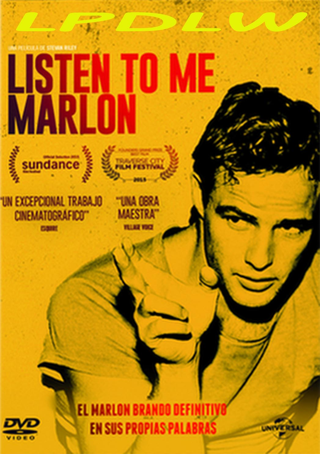 Listen to Me Marlon (2015 / Documental Sobre Marlon Brando)