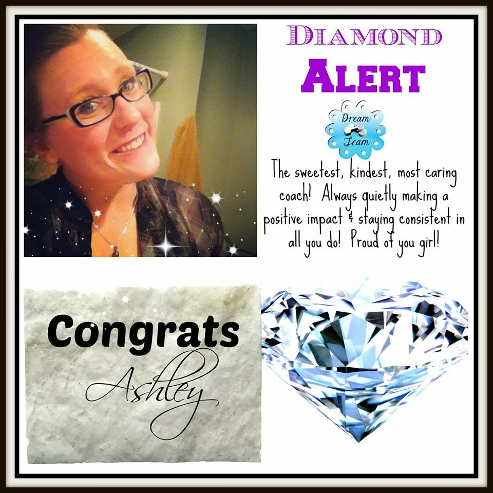Ashley Krek: Diamond Beachbody Coach!
