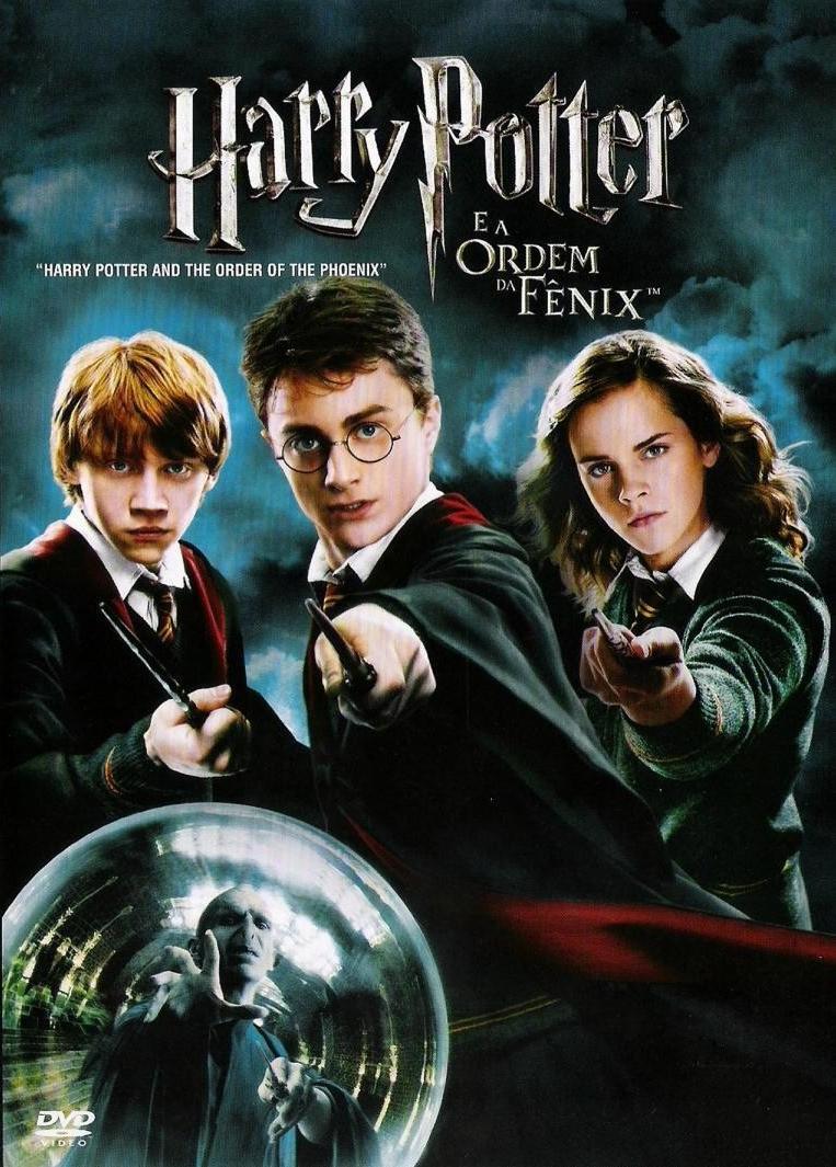 Harry Potter e a Ordem da Fênix – Dublado (2007)
