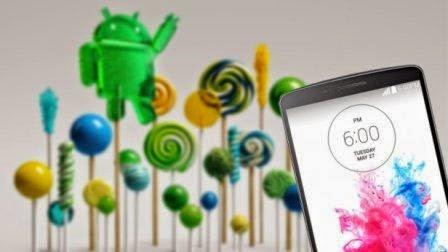 Videos, LG G3 running Android v5.0 Lollipop