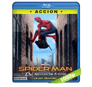 Spiderman: De Regreso a Casa (2017) Full HD BRRip 1080p Audio Dual Latino/Ingles 5.1