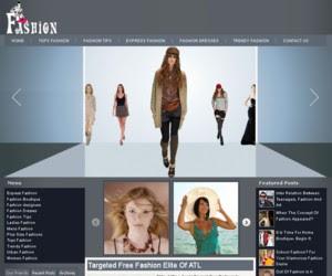 Fashion Pride WordPress Theme