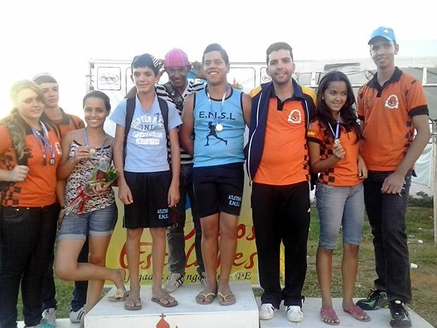 Atletas de Solidão são destaques na 38ª edição dos Jogos Escolares de Pernambuco