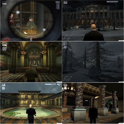 free download Hitman 2 Silent assassin Full Version