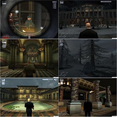 free download Hitman 2 Silent assassin Full Version