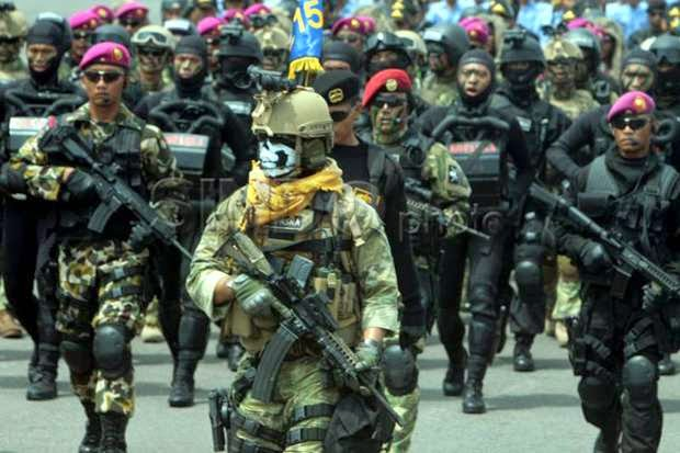 TNI Angkatan Laut (AL) masih merahasiakan siapa calon pengganti Kepala Staf Angkatan Laut (KSAL) Laksamana TNI Marsetio