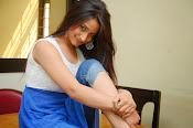 Santhoshi Sharma sizzling photos-thumbnail-4
