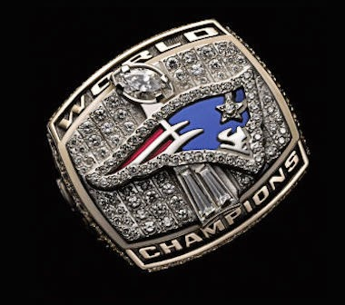 7. XXXVI - New England Patriots