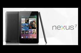 Nexus 7 Android Tablet Jelly Bean