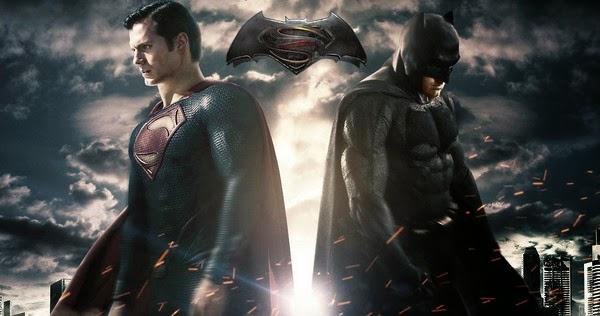 O filme Batman v. Superman: Dawn of Justice, continuação de O Homem de Aço