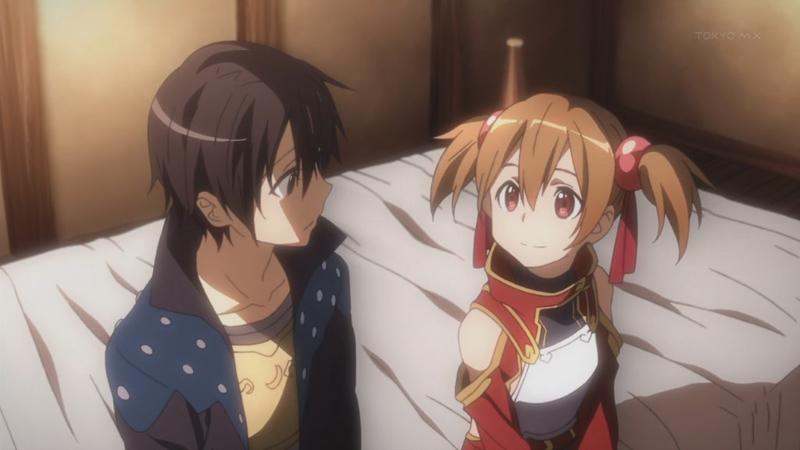 Sword Art Online Episode 4