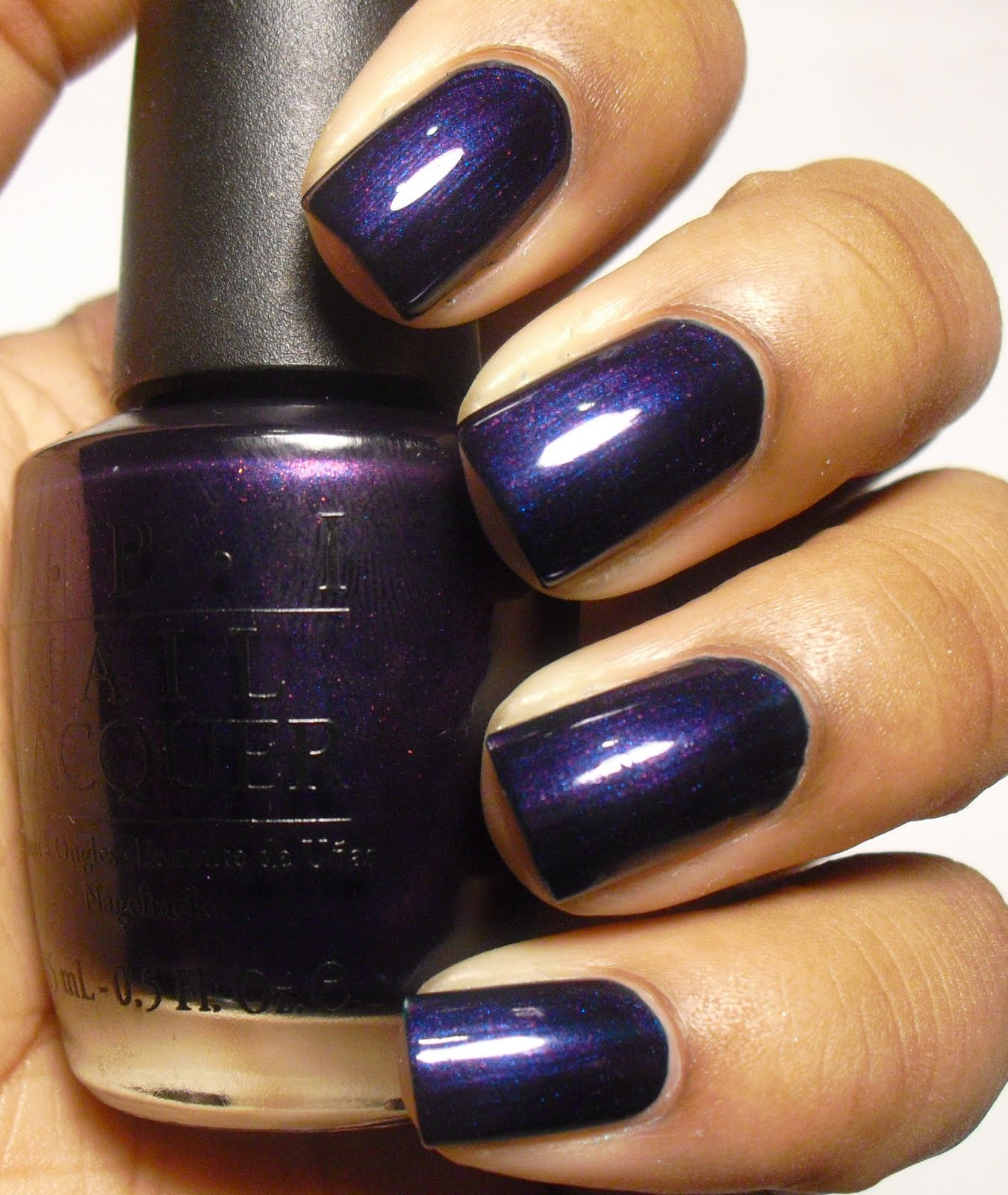 Addicted to Polish: OPI Russian Navy