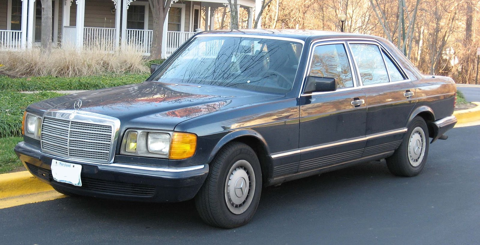 Mercedes Benz W126 Car Guys Paradise M117 Engine Approximately 22000 Units Per Year Of Grey Market Including The 500 Se Sel Were Sold In Early 1980s According To Contemporary Reports