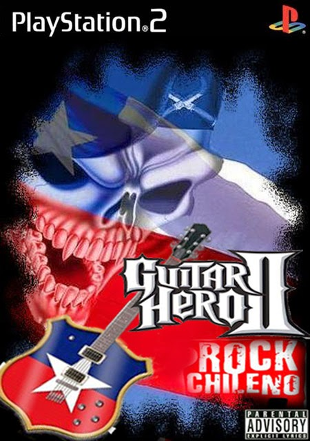guitar hero rock ps2