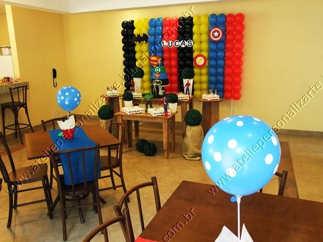 decoracao de festas infantil provençal porto alegre