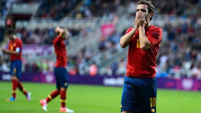 `Top 5´ los históricos fracasos de España