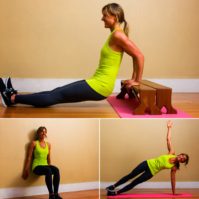 Home Fitness Workout