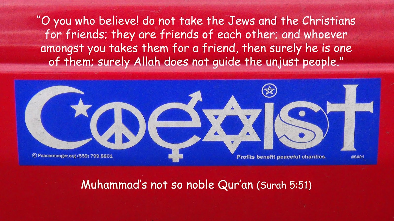 Islam Mohammed The Quran Boise Muslims Reject Christmas Greeting