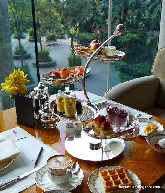 Afternoon Tea, Tiffin, Grand Hyatt Hong Kong