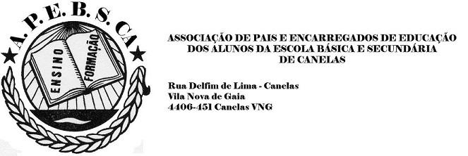Associação de Pais da Escola Básica e Secundária de Canelas