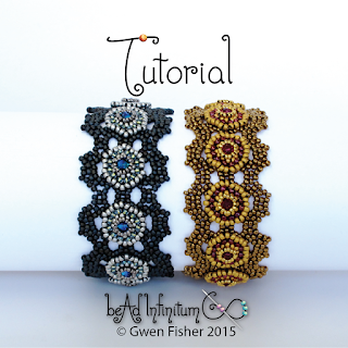 Solaris Beaded Bracelet Tutorial
