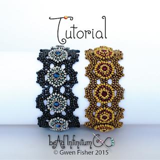 Solaris Beaded Bracelet Tutorial