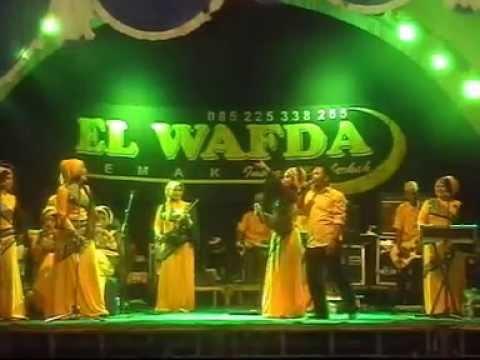 Qasidah Modern El Wafda Demak
