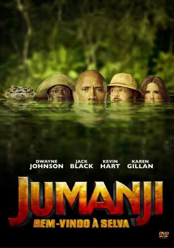 Jumanji: Bem-Vindo à Selva 4K Torrent - BluRay 2160p Dual Áudio