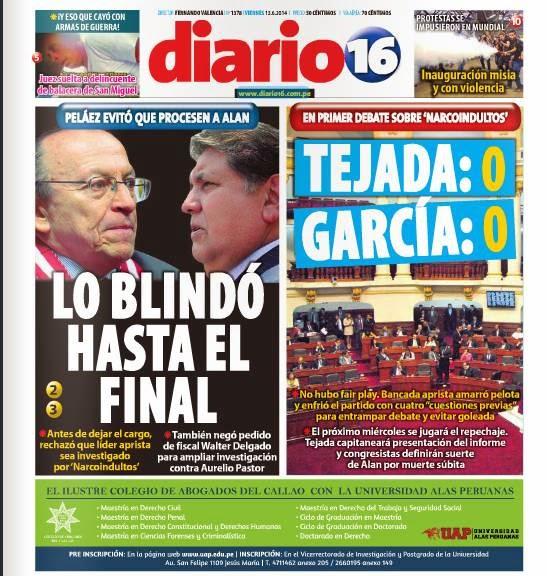 diario 16 13-6-2014