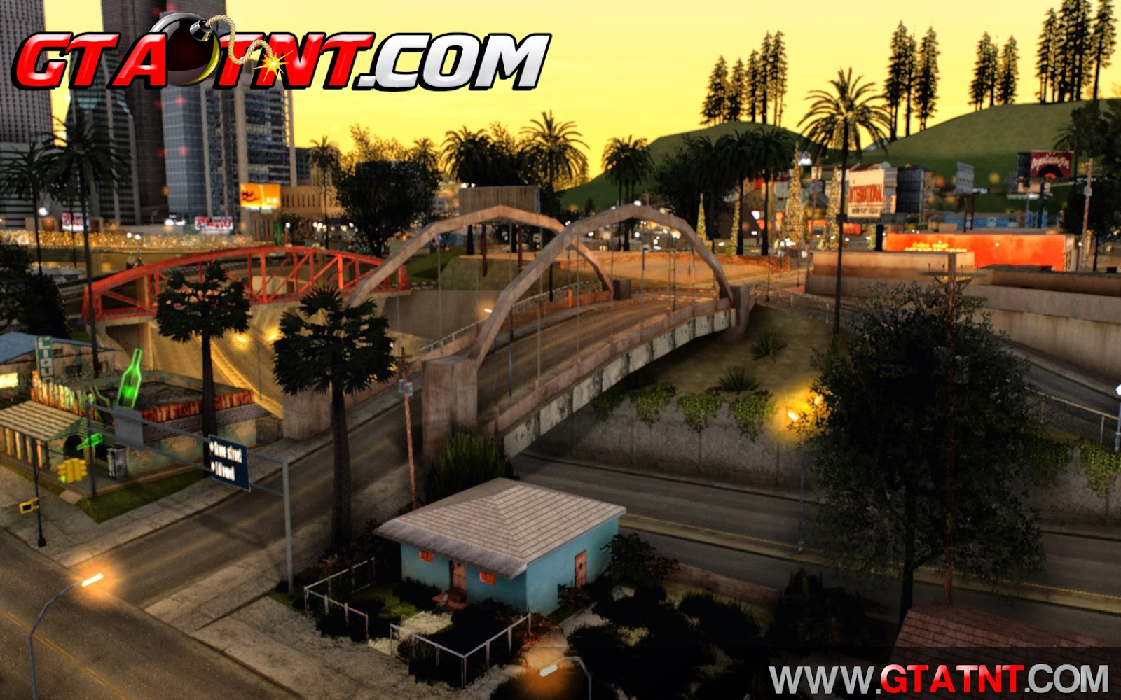 ENB Graphical shell para GTA San Andreas