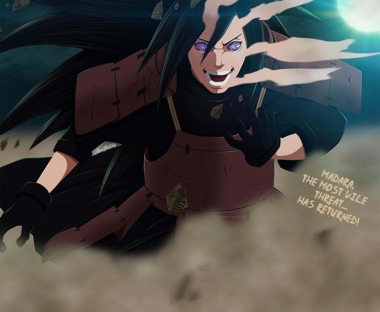 Naruto chap 661 Trang 22 - Mangak.info