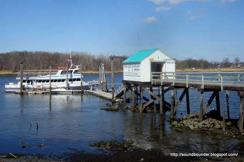 Soundbounder the riptide is ready for Party boat fishing ct