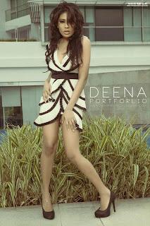 Deena Tissera legs