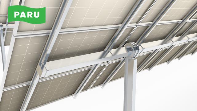 [PARU Solar Tracker]PARU Single Axis Tracker 0.2