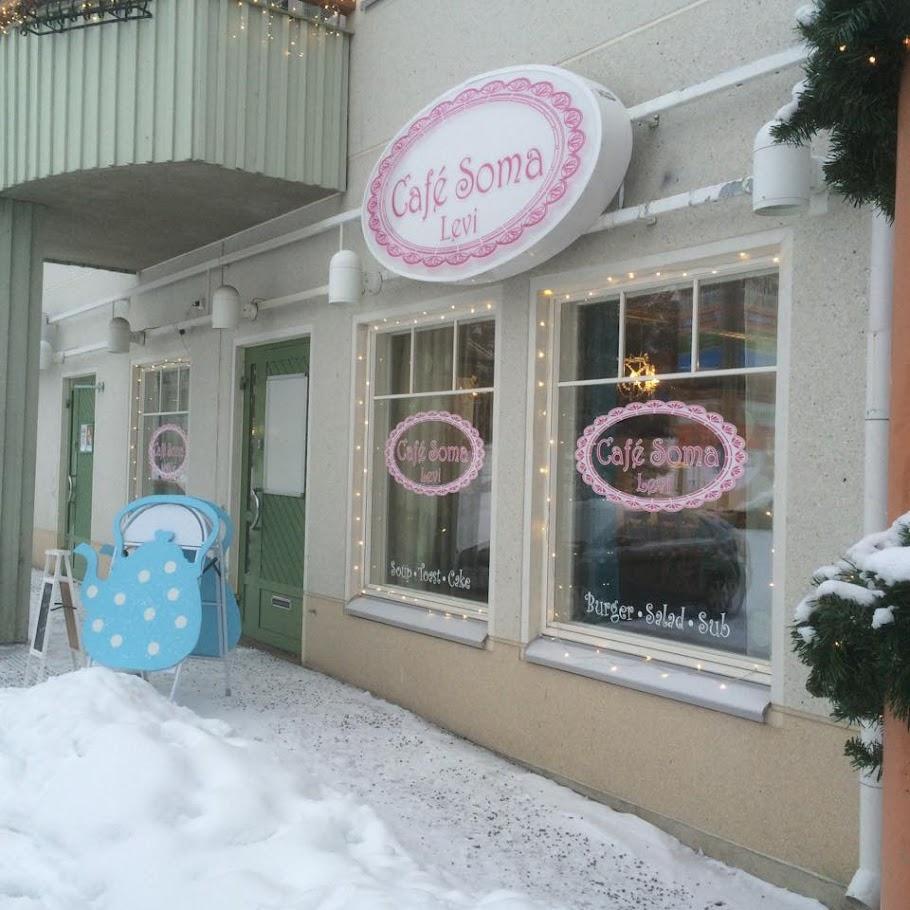 Café Soma - Kittilä ja Levi