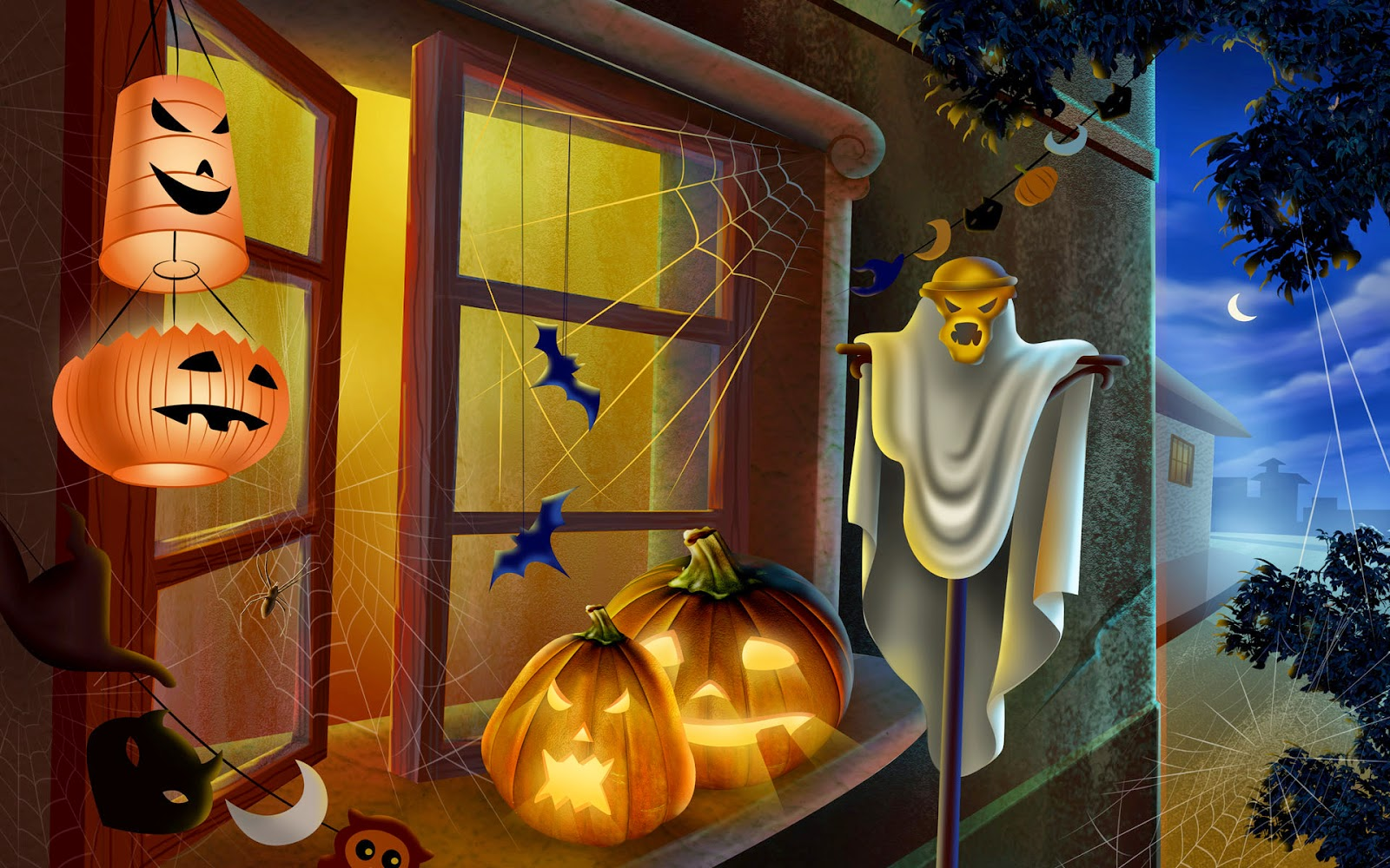 happy halloween pictures and HD wallpapers