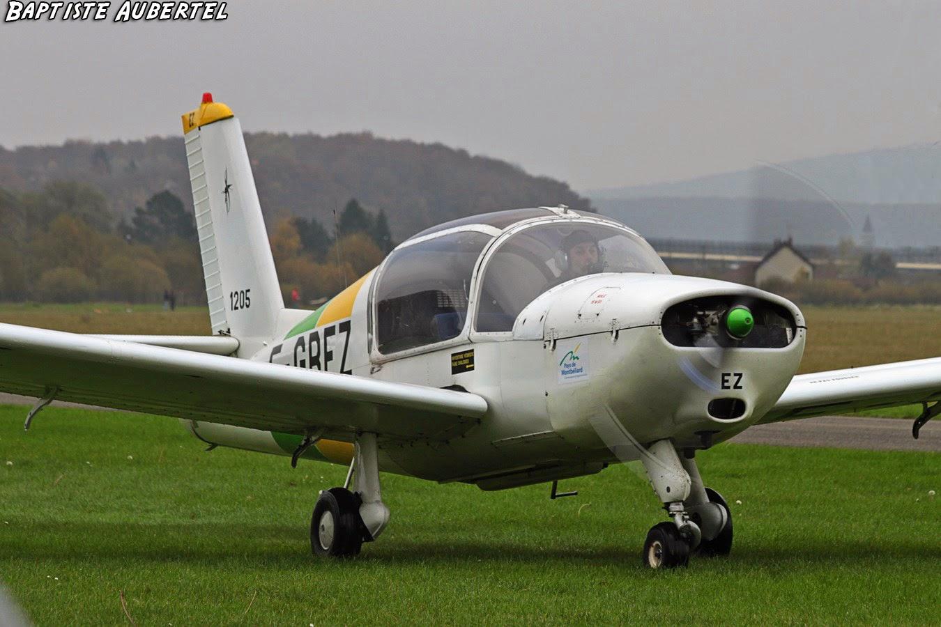 F-GBEZ C/N 1205