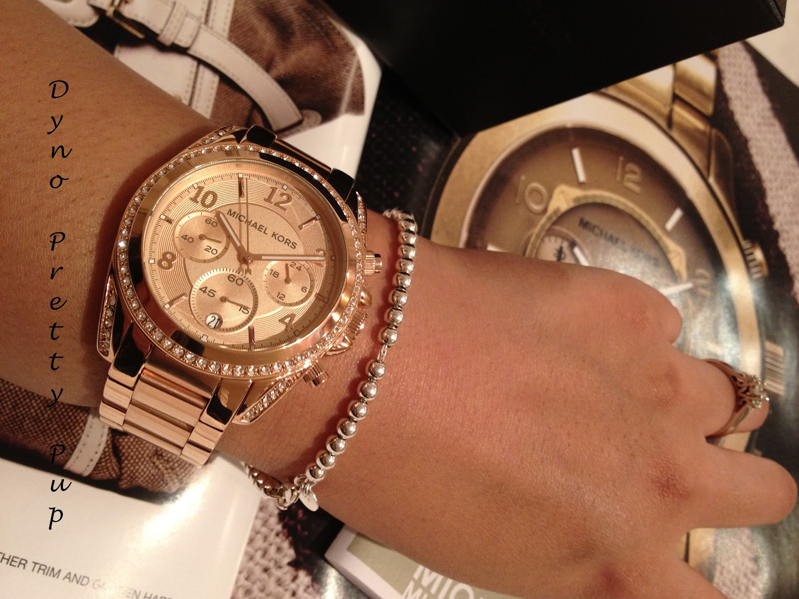 Michael Kors Watches For Women - Macy's