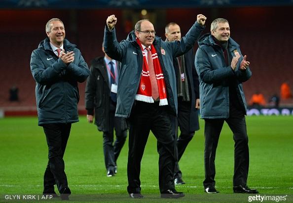 Arsenal v AS Monaco FC - UEFA Champions League Round of 16