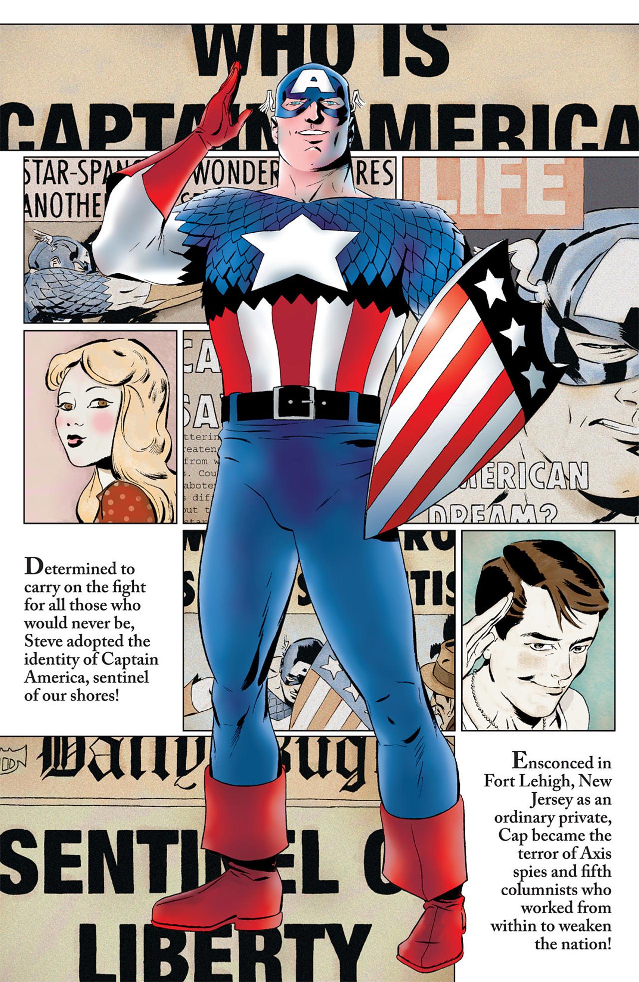 Captain America (2005) Issue #50 #50 - English 26