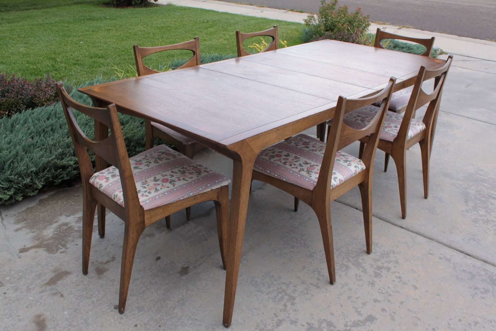 Drexel Profile Dining Table Room Ideas