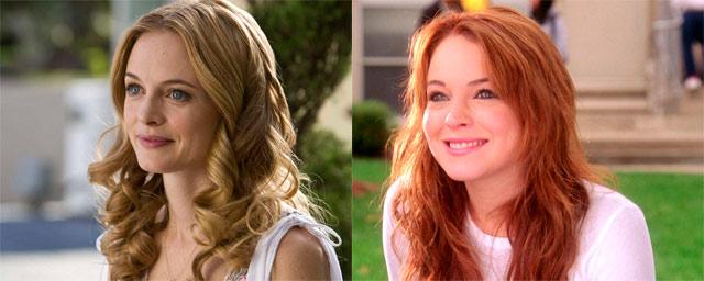 Lindsay Lohan como Jade (The Hangover)