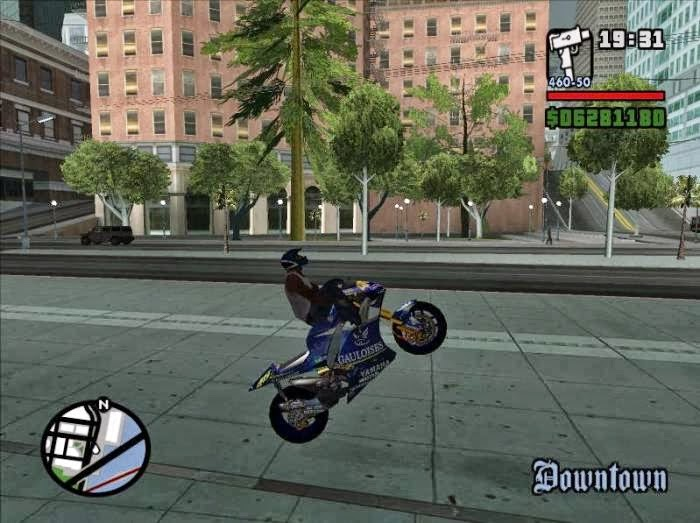 Cheat GTA San Andreas Terlengkap