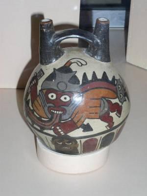Cultura nazca historia del per for Como se pone ceramica