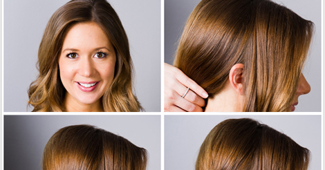 One Side Ponytail Hairstyles For Medium Hair Entertainment News